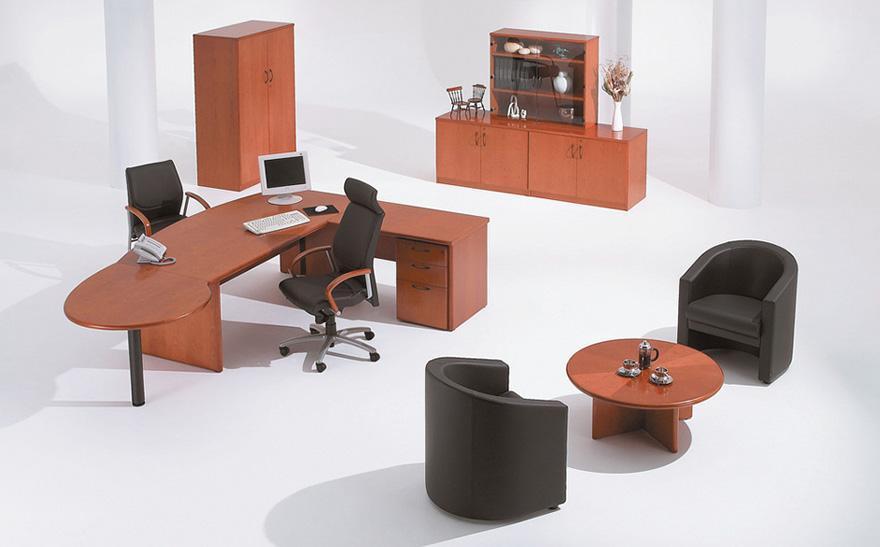 koncepcja pomieszczenia biurowego